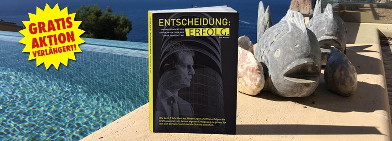 OBENEDICT | Entscheidung: Erfolg! Gratis-Buch von Dirk Kreuter