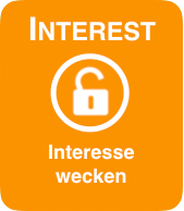 OBENEDICT | AIDA-Formel INTEREST