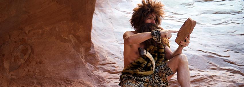 OBENEDICT | Gruss aus der Steinzeit