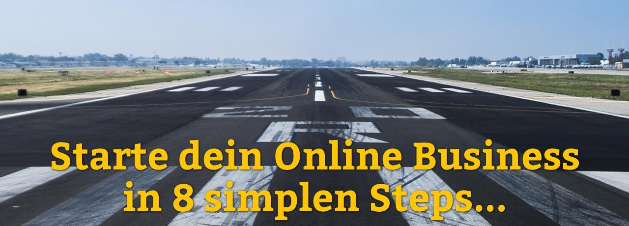 OBENEDICT | In 8 Schritten dein perfektes Online Business aufbauen!